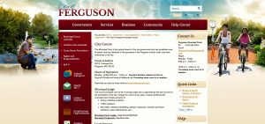 Ferguson website