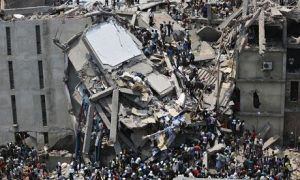 Rana Plaza factory collapse Bangladesh