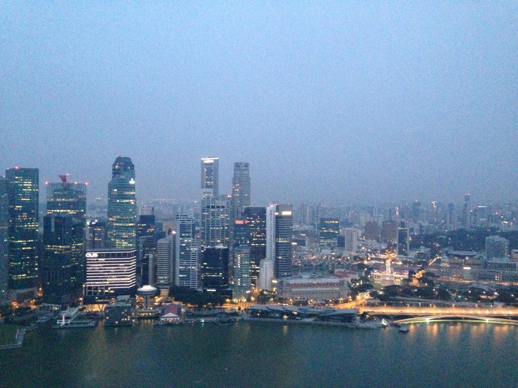 economics and trade singapore