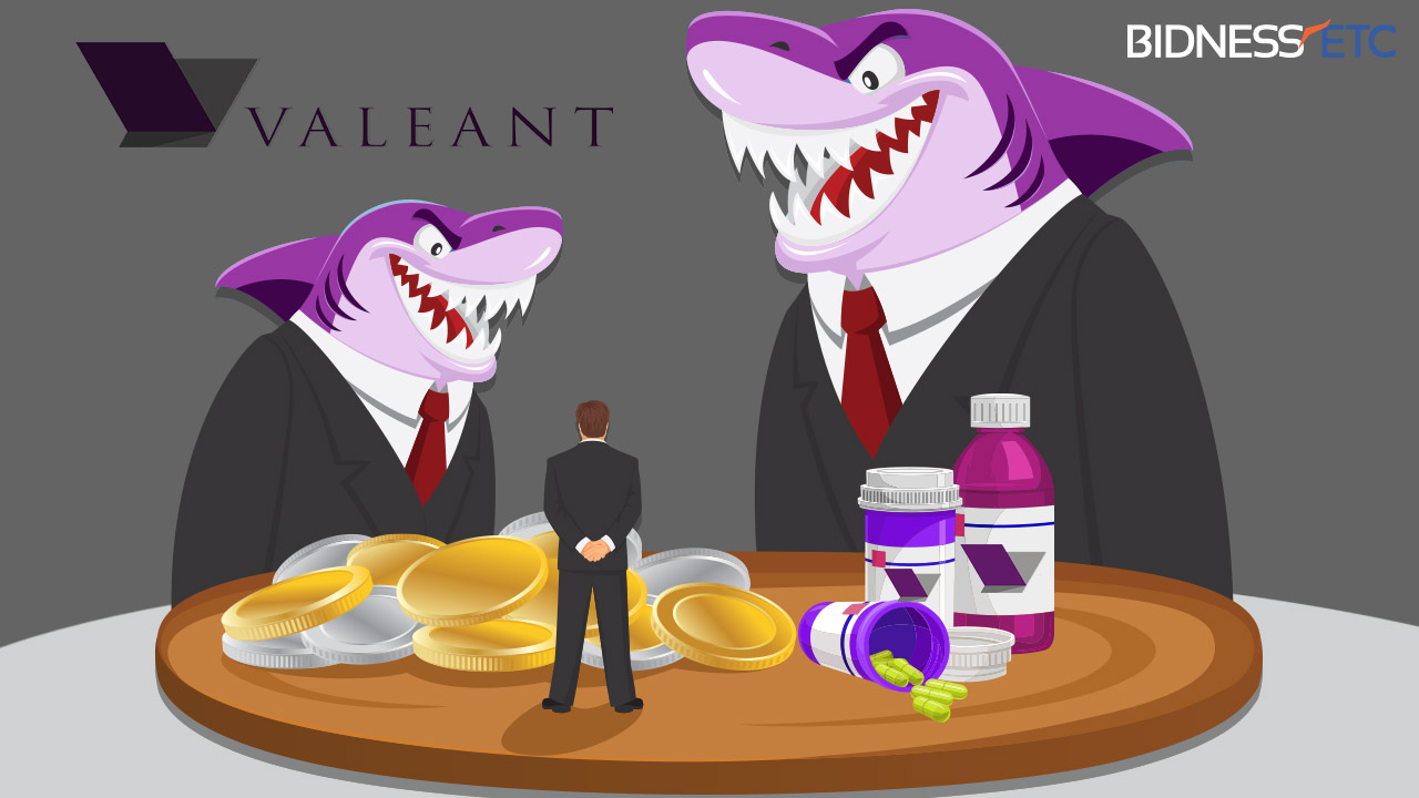 valeant pharmaceuticals After a stunning 2 year decline, valeant pharmaceuticals stock (vrx) is moving higher this year trader nick marino points to mean reversion.